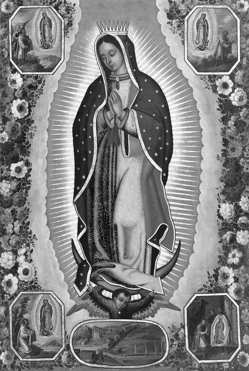 Virgin of Guadalupe (Virgen de Guadalupe)